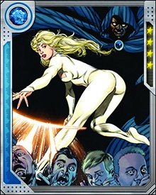 Mister Negative, believing he would be killed by Dagger, attacked Cloak and Dagger. During the course of the battle, his touch reversed their powers, imbuing Dagger with Cloak's hunger for light and Cloak with Dagger's power over lightforce. They are still adjusting to this new state of affairs.