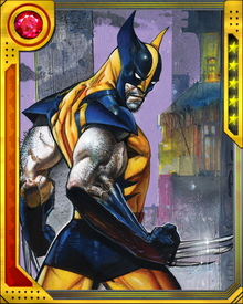 Despite being known for his Adamantium claws, Logan is also a skilled martial artist. The lethal combination of his healing factor and ninja-like reflexes make him a formidable opponent, even with claws sheathed.