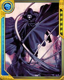 Using the Darkforce, Cloak can hide people within his cloak's pocket dimension. He has done this on a number of occasions to protect them, notably when Dagger was badly wounded by Shriek and needed to be hidden away so she had time to heal.