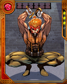 After the passage of the Superhuman Registration Act, which led to the Civil War, Shatterstar led a team that broke most of the world's surviving mutants out of a camp at the Xavier Institute. They then joined in with Captain America's anti-registration side.