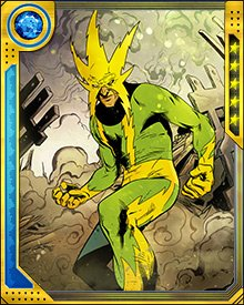 Doc Ock brought Electro in to what was supposed to be the last and deadliest incarnation of the Sinister Six. With the Six, Electro stole important technology from Hank Pym to get Doc Ock's Octavian Lens plot off the ground.