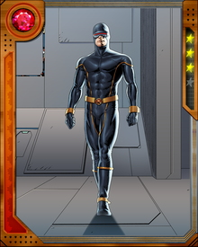 As leader of the X-Men, Cyclops also serves as de facto spokesman for all mutants. He is always aware of the X-Men's responsibility to discover, nurture, and protect young mutants just coming into their powers.