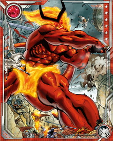 His mission to topple the throne of Asgard has led Surtur to make alliances with Loki as well as the leader of the Dark Elves, Malekith. Surtur dreams of finally striking Odin down with the Twilight Sword, just as he did Odin's brothers Vili and Ve.
