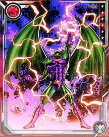 In addition to the Scavengers, Annihilus can unleash a vast horde of Insectivorid drones, capable of overrunning entire planets. They were the shock troops of the Annihilation Wave invasion fleet.