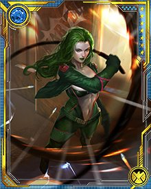 Sarkissian assumed the name of the Viper after forming the Serpent Squad and killing the original person who went by that name. She has been in and out of Hydra several times over the years, sometimes going by Madame Hydra and sometimes not. Her powers were tremendously augmented when she captured the Serpent Crown, with its occult powers linked to the demon Set.