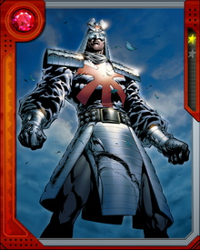 A master of Bushido, Silver Samurai's blade becomes even more lethal when charged by his mutant ability. His strike has been known to pierce almost any substance.