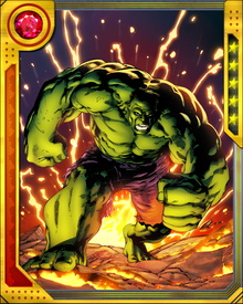 When the Avengers were first assembled, Hulk was one the founding members. However, his membership has always been strained due to his uncontrollable nature.  Later Hulk has been able to retain some level of intelligence and control.