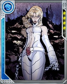 In an effort to foster understanding between humans and mutants, Dazzler agreed to join S.H.I.E.L.D. as an agent. She was replaced by Mystique, who was trying to undermine S.H.I.E.L.D.'s efforts, and later joined Cyclops' Uncanny X-Men team.