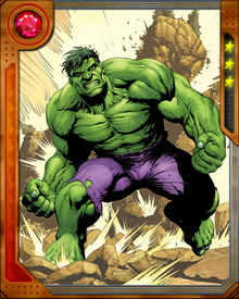 When transformed to the Hulk, Banner loses his mind and turns into another individual. However, there are numerous faces of the Hulk, even instances where he maintains his personality and intelligence.
