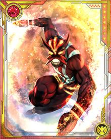 Sunfire's first public excursions included attacks on New York City and Washington DC. The X-Men thwarted him on both occasions, but when Tomo killed Saburo, Sunfire realized that he was walking a path that brought dishonor to his family and Japan. He surrendered to the X-Men. He has since acted as a hero, but he struggles with crossing the line between hero and villain on a regular basis.
