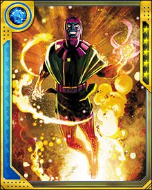 Even though his initial impulse was good, Kang's lust for power corrupted the Chronos Corps and he put them to work covering for him while he tried to absorb the cosmic energy of a defeated Celestial. The Avengers Unity Squad barely stopped him and he escaped into the timestream.