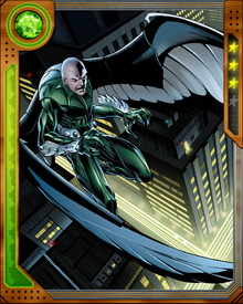 The Vulture was part of the original Sinister Six, but was one of very few villains who did not cut a deal with Norman Osborn during Dark Reign. His one solid partner in crime has always been Electro.