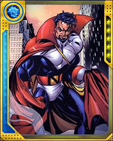 Luchino Nefaria was originally part of the Maggia, an international crime syndicate, and had numerous run-ins with the Avengers. His apparent death and subsequent change into an ionic being, however, have elevated him into a far greater threat.