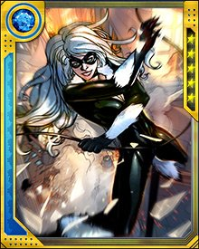 Black Cat has never been able to let go of her crush on Spider-Man, even when they're enemies. And even when they're friends, she's never been able to stop herself from doing things that damage their working relationship—like stealing extra loot from the Kingpin's mansion. Just like a cat, Felicia Hardy is always acting contrary to expectation.