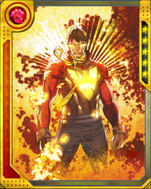 Vulcan can psionically control energy, including energy discharged by other mutants—among them his own brother Cyclops. He can project radiation along various spectra and also sometimes control the use of psionic abilities in others.