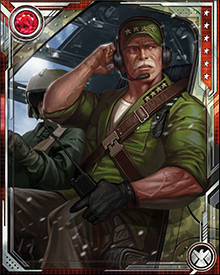 General Ross stood back as long as he could while Hulk and the Warbound fought the Avengers and the Fantastic Four. When it looked like New York's superheroes had done all they could, Ross brought in the United States Armed Forces to do what they could.