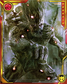 Groot might not be verbally articulate, but he is surprisingly intelligent, with a deep understanding of quasi-dimensional engineering. He's also a bit of a storyteller, as his teammates discover when his story about being King of Planet X is called into question...