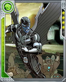 After being resurrected by Apocalypse, for a time Archangel embraced his role as Apocalypse's heir. He has since begun to move beyond that, and understand himself in a new way—as a resurrected Angel, transformed in some ways and new in others, finding his way back from the experiences of his death.