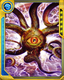 His most recent return came about when he used Dr. Strange's mentor the Ancient One as a conduit. Ultimately Strange was forced to kill the Ancient One as a way to sap Shuma-Gorath's strength and banish him from Earth again.