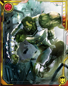 The Bannertech initiative is already paying dividends in the wars against Thanos and Incursions. But Hulk hasn't been completely deprived of opportunities to smash, either.