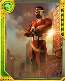 During the Age of Ultron, Falcon joined the underground war against the villains who had become Ultron's bounty hunters. He supported the teams that time-traveled to fight Ultron, although he did not leave the main timeline himself.