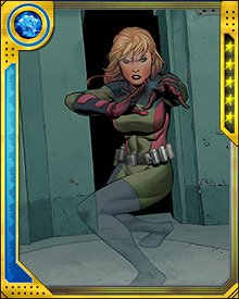 While espionage is not Sue Richards' forte, her powers make her an ideal spy for the Fantastic Four. On many occasions, she has put her abilities to work to uncover the hidden agendas of her team's enemies.