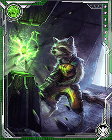 Rocket Raccoon found the Soul Gem while he was looting a ruin—ahem. While he was participating in an informal exploration and recovery operation in a part of space not legally owned by any recognized entity.