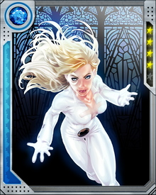 Teenage runaway Tandy Bowen realized her latent mutant powers when she and her friend Tyrone Johnson were given a synthetic drug by a Maggia crime boss. She and Johnson became Cloak and Dagger, a duo dedicated to protecting the vulnerable children of New York City.