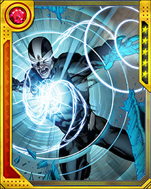 The ability to absorb cosmic radiation and convert it to energy blasts proved to be a difficult power for Havok to harness. For a long time, his attempts at using his powers resulted in rather destructive and random results. Control was something that Alex would spend a lifetime working to master.