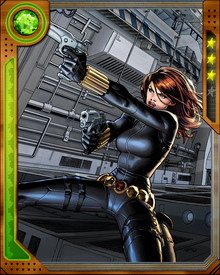 Black Widow and Valkyrie recently partnered up as part of the new Secret Avengers team, tracking down mysterious artifacts. She's also tangled with the Sinister Six after Doctor Octopus put that villainous group back together.