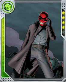 The Red Skull has survived physical death on several occasions, often because his lieutenant Arnim Zola transfers recordings of his mind into a new body. He has inhabited a clone of Captain America, a mechanical construct, and (briefly) the real Steve Rogers. He also stole the brain of Charles Xavier to take advantage of Xavier's psychic powers.