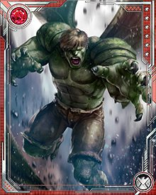 When you're fighting Hulkling, it's easy to think he's just a slightly smaller and more articulate version of the Hulk. Then you get a big surprise when he sprouts wings and comes after you from the air. It's not a mistake most of his enemies make twice.