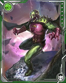 Brought back to life after Nova killed him during the Annihilation Wave, Annihilus returned to his plans of conquest, starting an Earth-based cult known as the Other Side of Zero. His plan was to convert humans to his death-centered cause and open a gateway to the Positive Zone.
