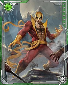 Danny Rand is not the first Iron Fist. It is believed that there have been 65 Iron Fists before him.