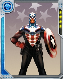 Barnes replaced Captain America for a brief time in the aftermath of the super hero Civil War. Now Steve Rogers is Captain America again, and Bucky Barnes has carved out his own role as a defender of liberty.