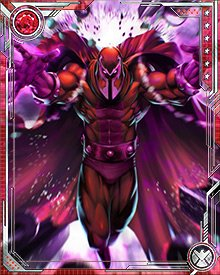 When Magneto killed the Red Skull, he thought he had won...but all he had done was lay the groundwork for the emergence of the Red Onslaught. Forming a group of AXIS-inverted villains called the Astonishing Avengers, he fought Red Onslaught until the AXIS spell was undone. After returning to his previous moral state, he surrendered to the advancing forces of S.H.I.E.L.D..
