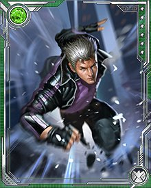 For so long, Quicksilver has believed himself to be the son of mutant terrorist Magneto. Now, though, he is beginning to doubt that familial connection.