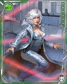 It looked like Silver Sable's time was up when the Rhino had her pinned down in Doctor Octopus' flooding underwater headquarters…but it apparently takes more than that to kill her, because she's back. She's still hunting the bad guys, and still trying to make a buck or two.