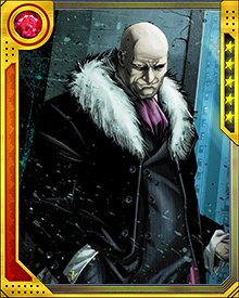 As part of the battle over Shadowland, the Kingpin enlisted Iron Fist and Luke Cage to help battle the demon-haunted Daredevil. Once Daredevil was restored, the Kingpin retook control of Hell's Kitchen—as well as a faction of the Hand. His enemies' weaknesses always make the Kingpin stronger.