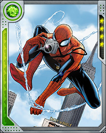 He decided to utilize information that only he had access to; the activities of Spider-Man. Using an automatic camera that he programmed to snap pictures when the Spider-Man symbol passed in front of it, he was able to take pictures of Spider-Man in action taking down criminals. Those pictures were sold to The Daily Bugle. Although in an ironic twist, J. Jonah Jameson used those pictures to smear the integrity of Spider-Man.