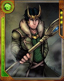 After his rebirth, Loki embarked on a quest to understand his true nature. It wasn't easy, since the other Asgardians still saw him as his former self. Eventually he recovered his memories and his trickster nature—though he now understands the havoc his pranks can wreak.