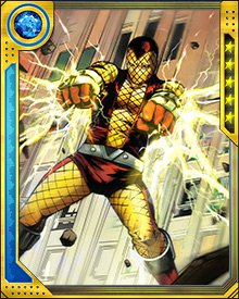 One of the recent incarnations of the Sinister Six featured the Shocker at its head. He earned his leadership role by defeating the Punisher and consolidating his control over New York's underworld... at least for the moment.