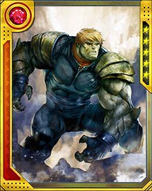 Hulkling has a love of strength and brute force, because he's found some comfort in his Hulk-like shape. But he also knows that his shape-shifting abilities are a wild card in any battle, and he's learning how to make the best use of them.