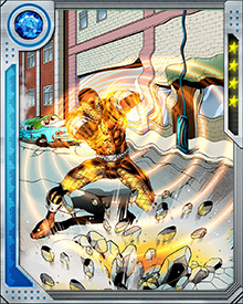 The Shocker has been a long time member of both the Sinister Six and the Masters of Evil, as well as a frequent adversary of Spider-Man. Shultz has proven to be one of the wall crawler's most difficult adversaries and even defeated him during their first encounter.
