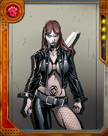 When Mary was confined to a mental institution, her multiple personalities hired a mercenary for their own purposes. Typhoid Mary hired Deadpool to free her, and Bloody Mary hired Animus to break her out so she could create another bloodbath.