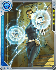 Daisy is one of Nick Fury's most trusted agents. She was field leader of the covert team Secret Warriors. She fought alongside the Avengers and served as the Director of S.H.I.E.L.D.