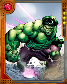 Recently Hulk has undergone a change again, as a result of Banner making a new deal with S.H.I.E.L.D. Under the terms of the deal, Banner gets a new lab and S.H.I.E.L.D. can call on the Hulk at any time and point him at any target they wish.