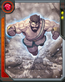 Many people do not believe this is the same Hercules from Greek mythology. Regardless, he maintains the same godly strength and has battled as a member of the Avengers.