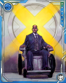 Professor X's long time friend and sometimes foe, Magneto, would see mutants rule over their oppressors. In contrast, along with his X-Men, Professor X strives to defend and protect the humans that would otherwise be targets.
