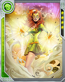 Jean Grey developed her powers at a very young age, triggered by the traumatic event of watching her best friend die. As she was unable to control her newfound powers, she became withdrawn and isolated herself, until she was introduced to Charles Xavier.